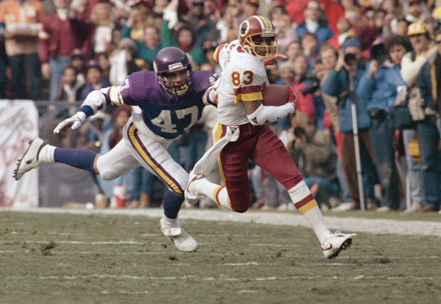 Photo of NFL – 1988 – CBS Pregame Show – NFC Championship – Minnesota Vikings Vs Washington Redskins