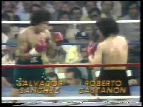 Photo of Boxing – 1981 – 15 Rnd WBC Featherweight Championship – Roberto Castanon Vs Salvador Sanchez