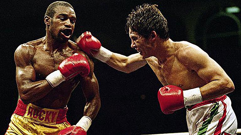 Photo of Boxing – 1986 – 12 Rnd WBC Super Featherweight Title Fight – Julio Cesar Chavez Vs Rocky Lockridge
