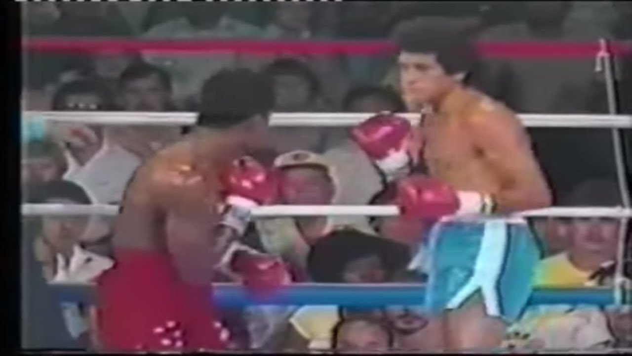 Photo of Boxing – 1980 – 15 Rnd WBC Featherweight Title Fight – Patrick Ford Vs Salvador Sanchez