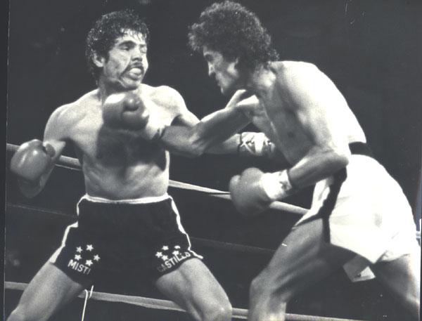 Photo of Boxing – 1980 – 15 Rnd WBC Featherweight Title Fight – Ruben Castillo Vs Salvador Sanchez
