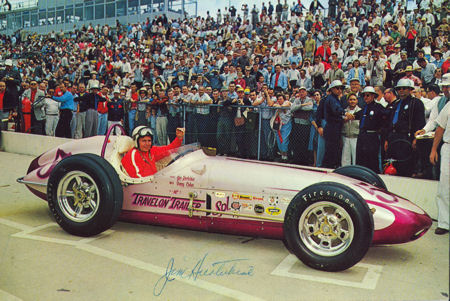 Photo of Auto Racing – 1986 – Indy 500 Time Trials – The Last Hour – Larry Rice & Paul Hawkey