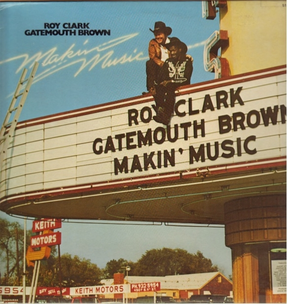 Photo of Music – 1981 – Austin City Limits – Roy Clark + Gatemouth Brown & John Hartford
