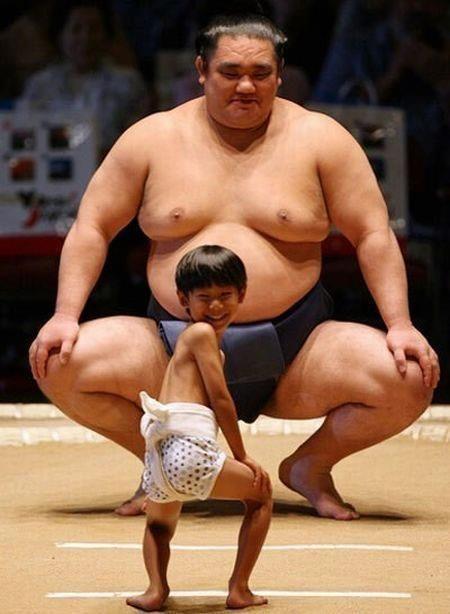 Photo of Special – 1985 – NBC Sportsworld – Grand Sumo Wrestling Competition – Nagasaki, Japan
