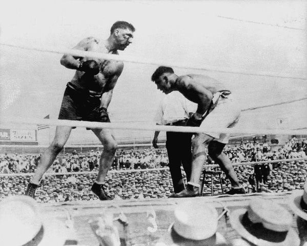 Photo of Boxing – 1919 – Special – Boxings Best – Jack Dempsey – The Manasa Mauler