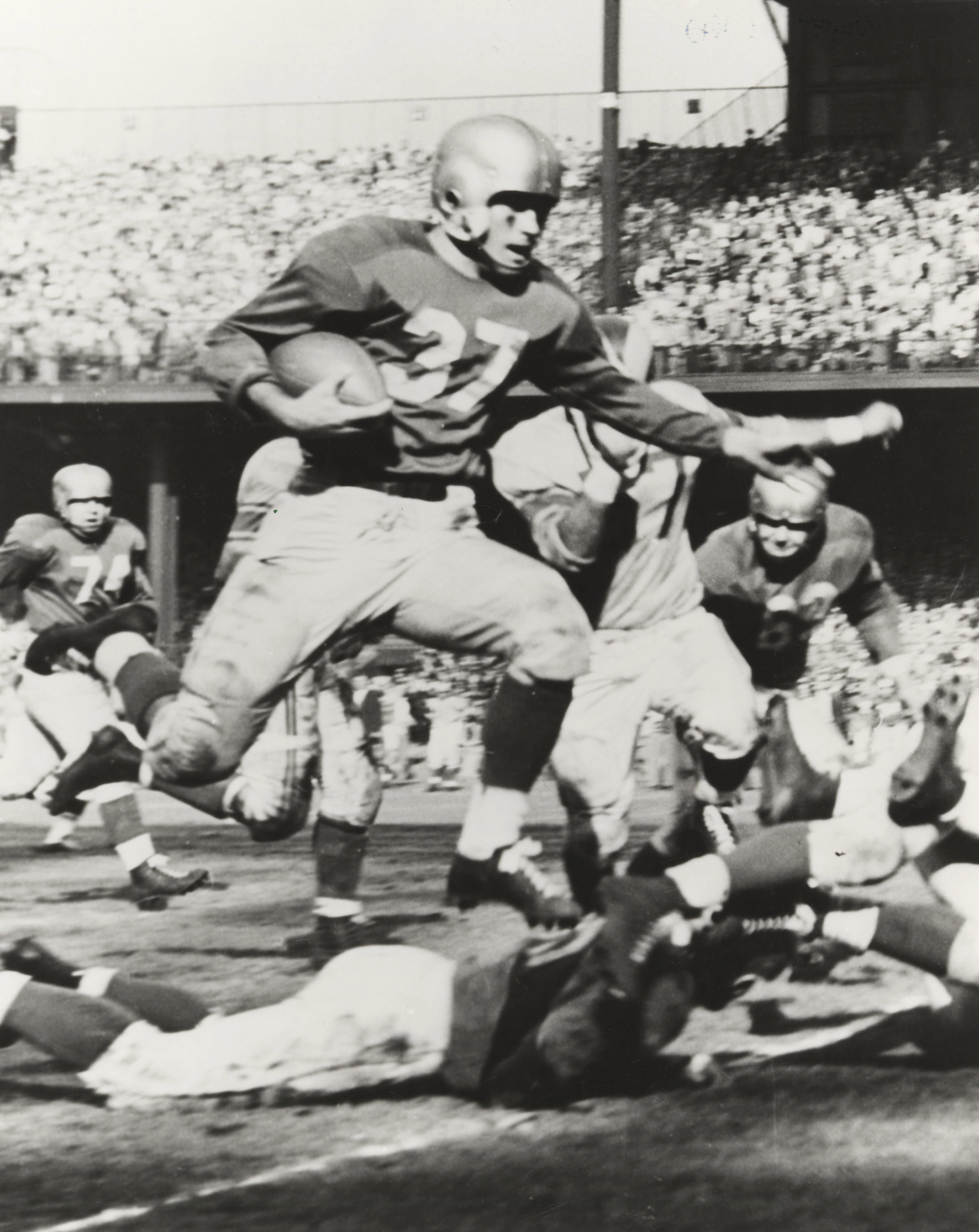 Photo of Special – 1947 To 1955 – Sports Legend Doak Walker – The Most Celebrated Athlete – Host Paul Hornung