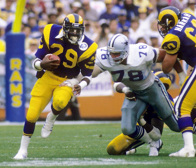 Photo of NFL – 1986 – NFC Divisional Playoffs – Dallas Cowboys Vs Los Angeles Rams – 2nd Qtr