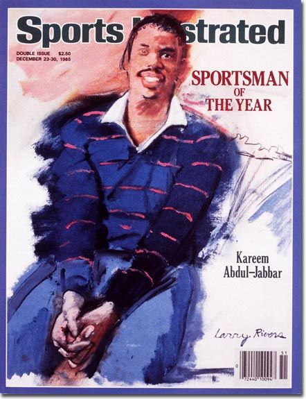 Photo of Special – 1985 – Sports Illustrated Sportsman Of The Year Show – Kareem Abdul-Jabbar Winner