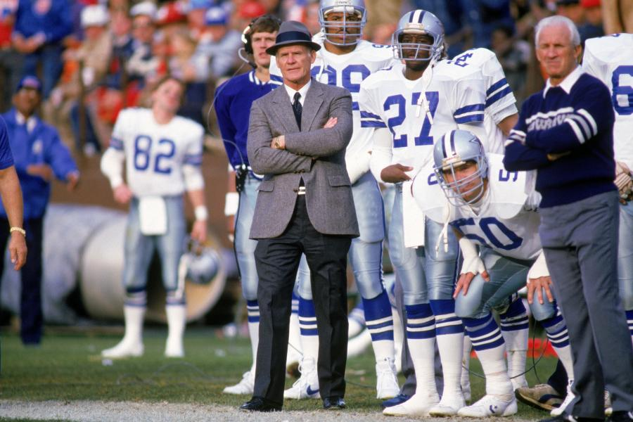 Photo of NFL – 1985 – NFC Divisional Playoffs – Cowboys Vs Rams – 4th Qtr & Post Game Show