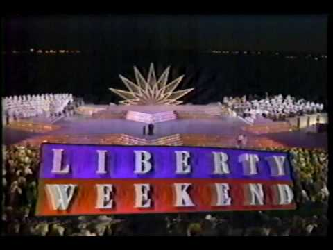 Photo of Music – 1986 – July 4th Liberty Weekend In New York Harbor – With John Williams + The Boston Pops Orchestra