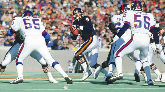 Photo of NFL – 1985 – NFC Divisional Playoffs – Chicago Bears Vs New York Giants – 3rd Qtr