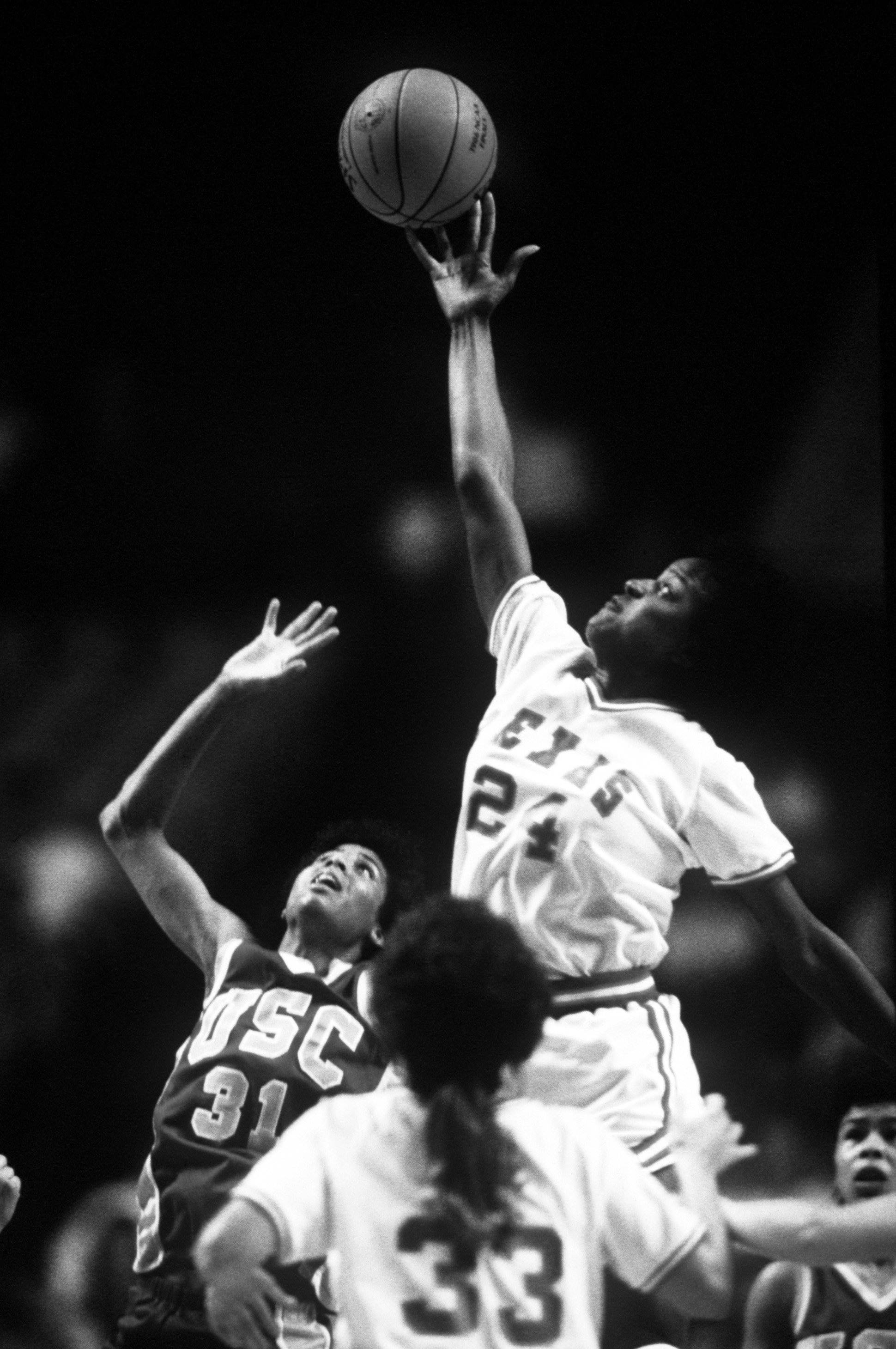 Photo of NCAAW Basketball – 1987 – National Championship Game – USC Women Of Troy Vs Texas Lady Longhorns