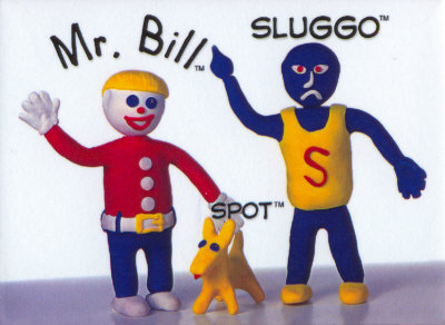 Photo of Comedy – 1979 – The Mr Bill Show – Sluggos Quick Weight Loss Program