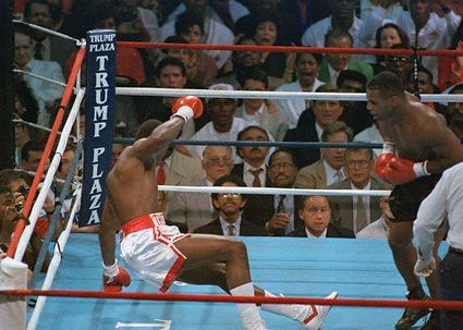 Photo of Boxing – 1989 – World Heavyweight Title Fight – Carl Williams Vs Mike Tyson