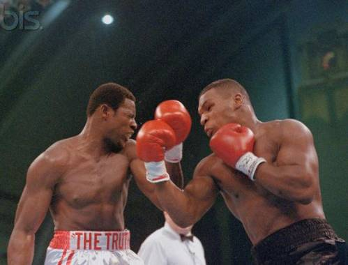 Photo of Boxing – 1989 – HBO Prefight Special – World Heavyweight Title – Carl Williams Vs Mike Tyson