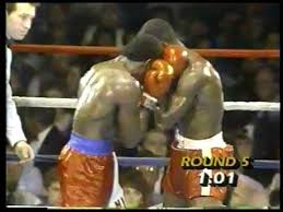 Photo of Boxing – 1985 – 6 Round Junior Welterweight Bout – David Taylor Vs Al Laddie