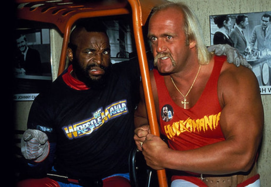 Photo of Professional Wrestling – 1985 – CBS Special – The Greatest Show Around – Inside The WWF