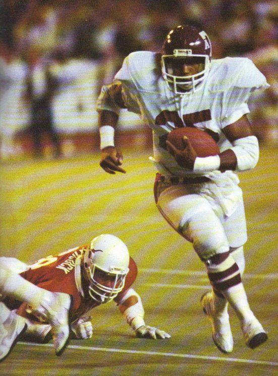 Photo of NCAA Football – 1986 – SWC Game Of Week – Texas Longhorns VS Texas A & M Aggies