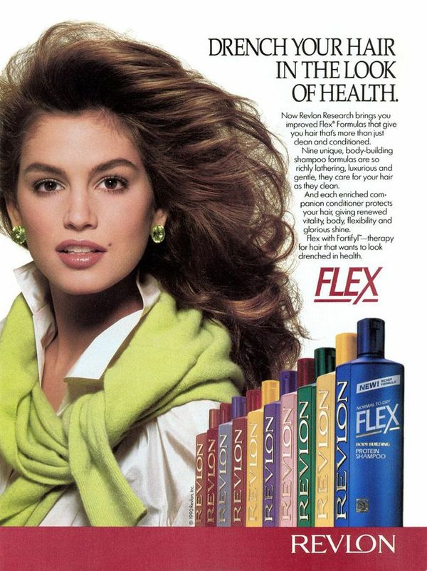 Photo of TV Ads – 1982 – J C Penney + Revlon Flex Shampoo + Aim Toothpaste + Final Touch Fabric Softener