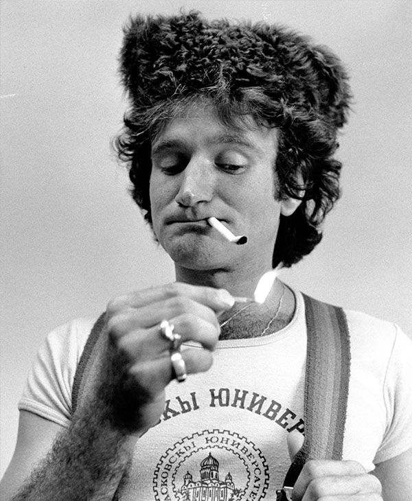 Photo of Comedy – 1981 – Special – Robin Williams – Live At The Great American Music Hall In San Francisco