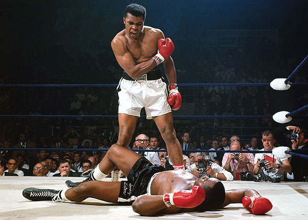 Photo of Boxing – 1964 – NBC Special Review – World Heavyweight Title Fight – Cassius Clay Vs Sonny Liston