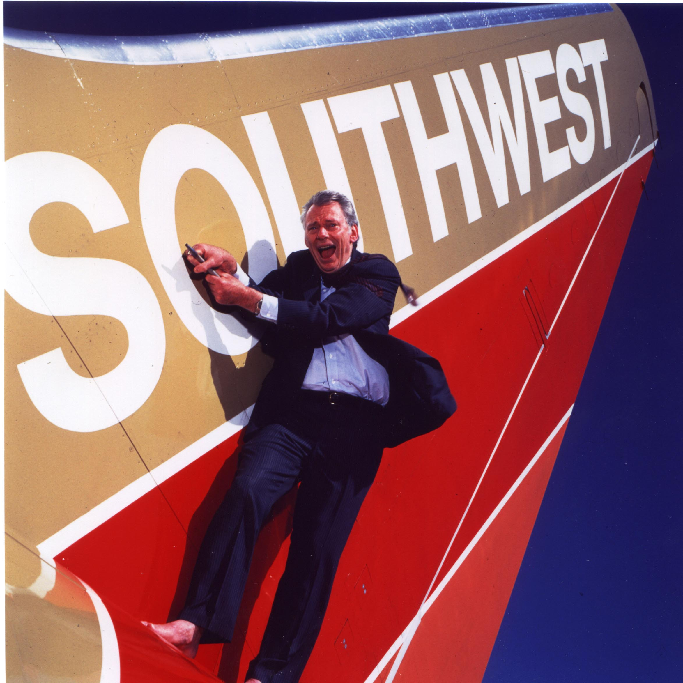 Photo of TV Ads – 1980 – Dick Van Dyke For Polaroid + Coors Beer + Copper Dollar Bar + Southwest Airlines