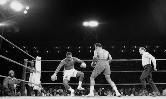 Photo of Boxing – 1973 – Highlights – World Heavyweight Title Fight – Joe Frazier Vs George Foreman