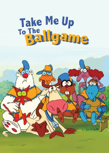 Photo of Baseball – 1980 – Animated Special – Take Me Up To The Ball Game – With Phil Silvers