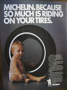 Photo of TV Ads – 1979 – Best Michelin Tires Advertisement Ever Aired