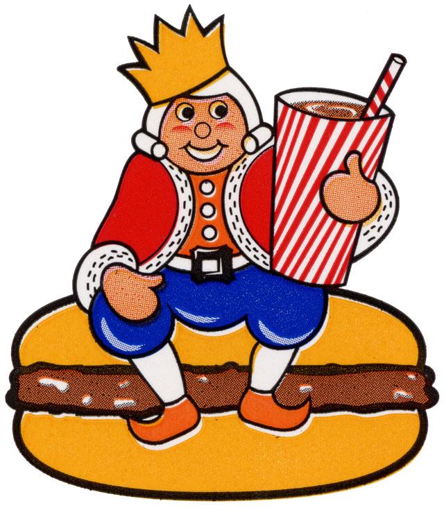 Photo of TV Ads – 1981 – Foley's Stores Men's Sales + Burger King + Crown Furniture