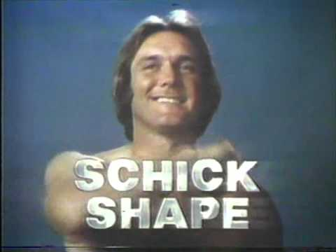 Photo of TV Ads – 1979 – 100% Cotton & Tug McGraw For Schick – Casual Corner Stores & Oscar Snowden Stores