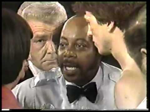 Photo of Boxing – 1978 – 10 Round Lightweight Bout – J C Kim Vs Robin Blake