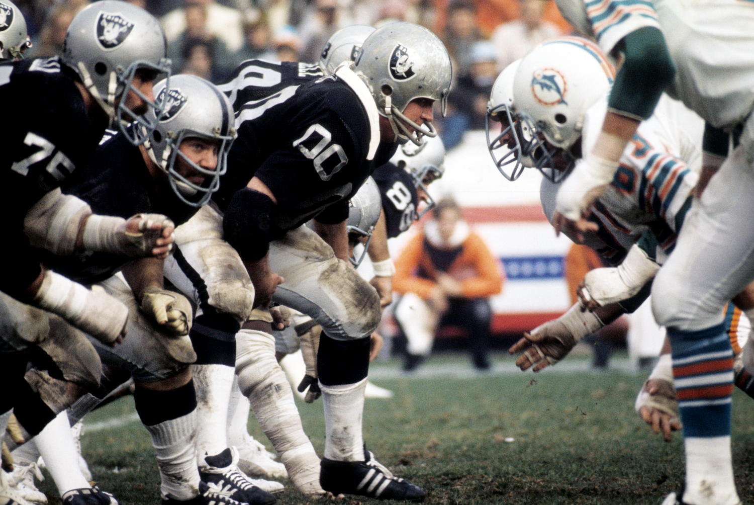 Photo of NFL – 1974 – Great Teams Great Games – AFC Divisional Playoffs – Dolphins Vs Raiders