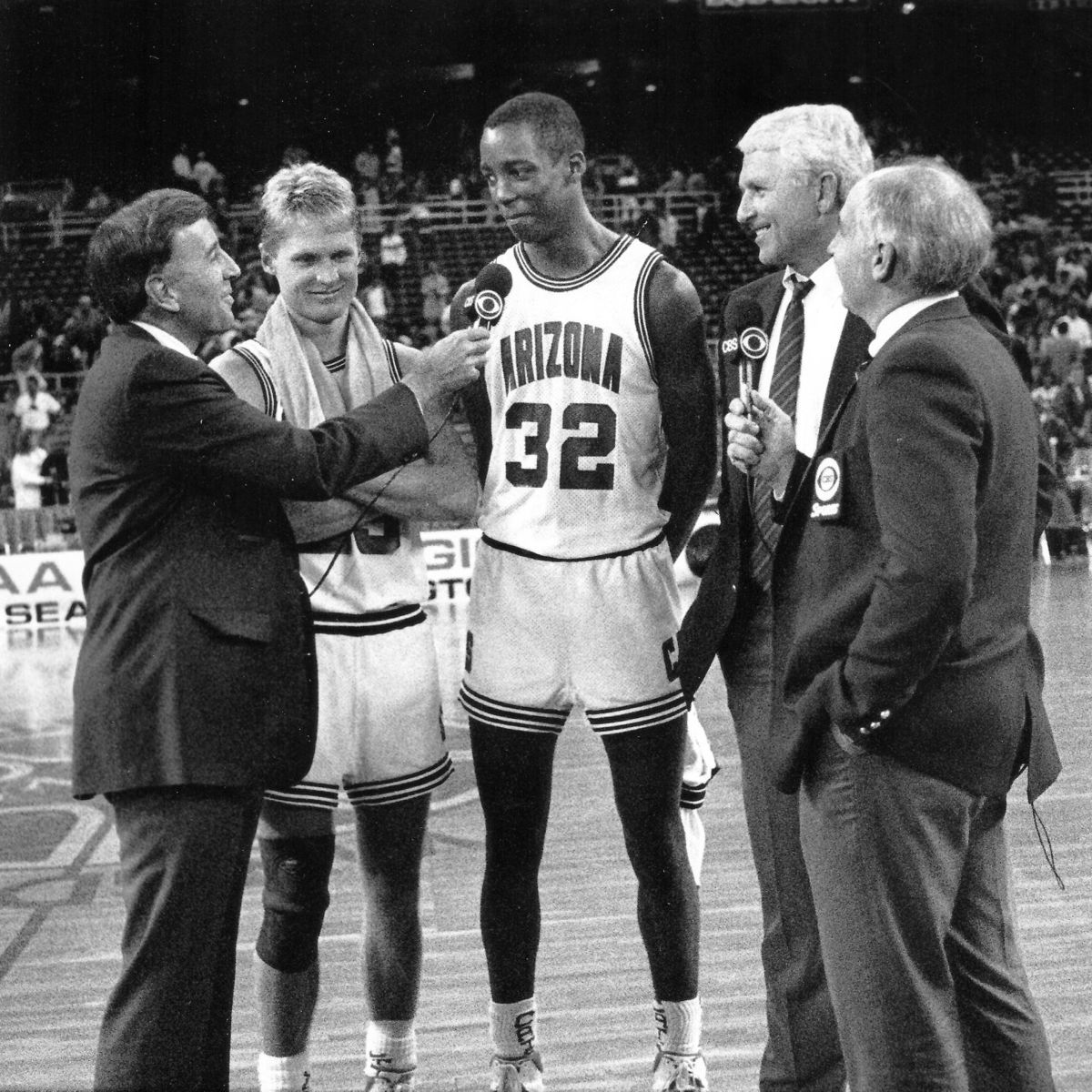 Photo of NCAAM Basketball – 1988 – Final Four Semifinals – Arizona Wildcats VS Oklahoma Sooners