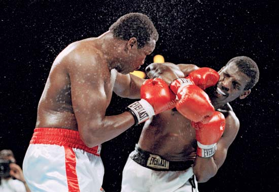 Photo of Boxing – 1985 – Special – HBO PreFight – IBF Heavyweight Title – Holmes Vs Spinks – Fight 1