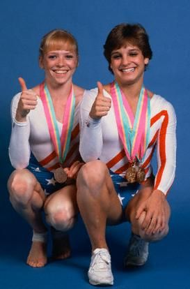 Photo of Olympics – 1984 L A Games – Day 9 – Womens – Volleyball USA Vs Peru + Gymnastics Indv Finals