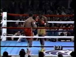 Photo of Boxing – 1985 – 15 Round WBA Lightweight Title – Livingstone Bramble Vs Tyrone Crawley
