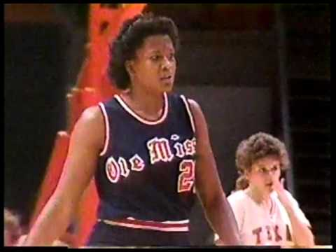 Photo of NCAAW Basketball – 1987 – Women's Midwest Regional Finals – University of Texas VS Ole Miss