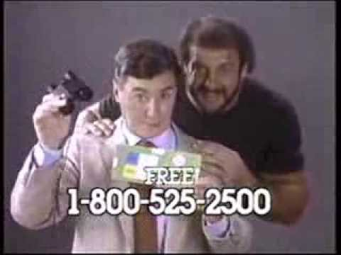 Photo of TV Ads – 1986 – Lyle Alzado For Sports Illustrated