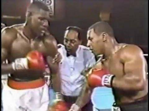Photo of Boxing – 1986 – HBO PreFight Special – 10 Round Heavyweights – Iron Mike Tyson Vs Jose Ribalta