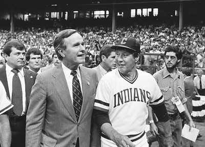 Photo of MLB – 1981 – Highlights Special All Star Game – Cleveland Municipal Stadium – With Mel Allen