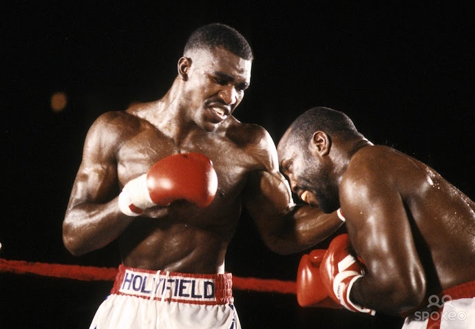 Photo of Boxing – 1986 – 15 Rnd WBA Crusierweight Title – Evander Holyfield Vs Dwight Muhammad Qawi – Fight 1