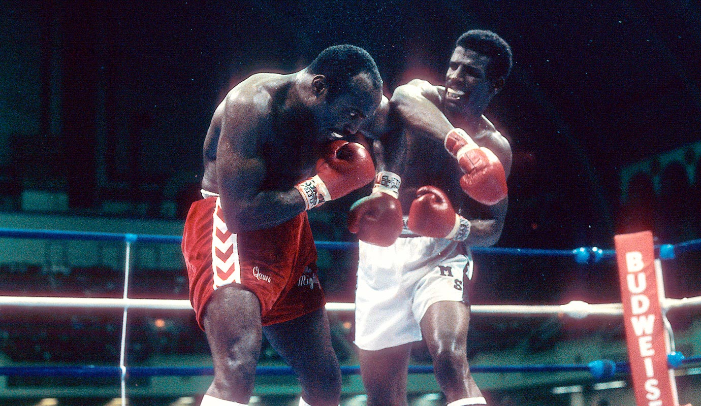 Image result for michael spinks vs qawi