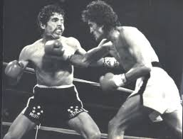 Photo of Boxing – 1980 – 12 Rnd WBC Featherweight Title – Salvador Sanchez Vs Ruben Castillo – Final Round