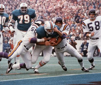 Photo of NFL -1973 – Highlights – Super Bowl VIII – Miami Dolphins Vs Minnesota Vikings