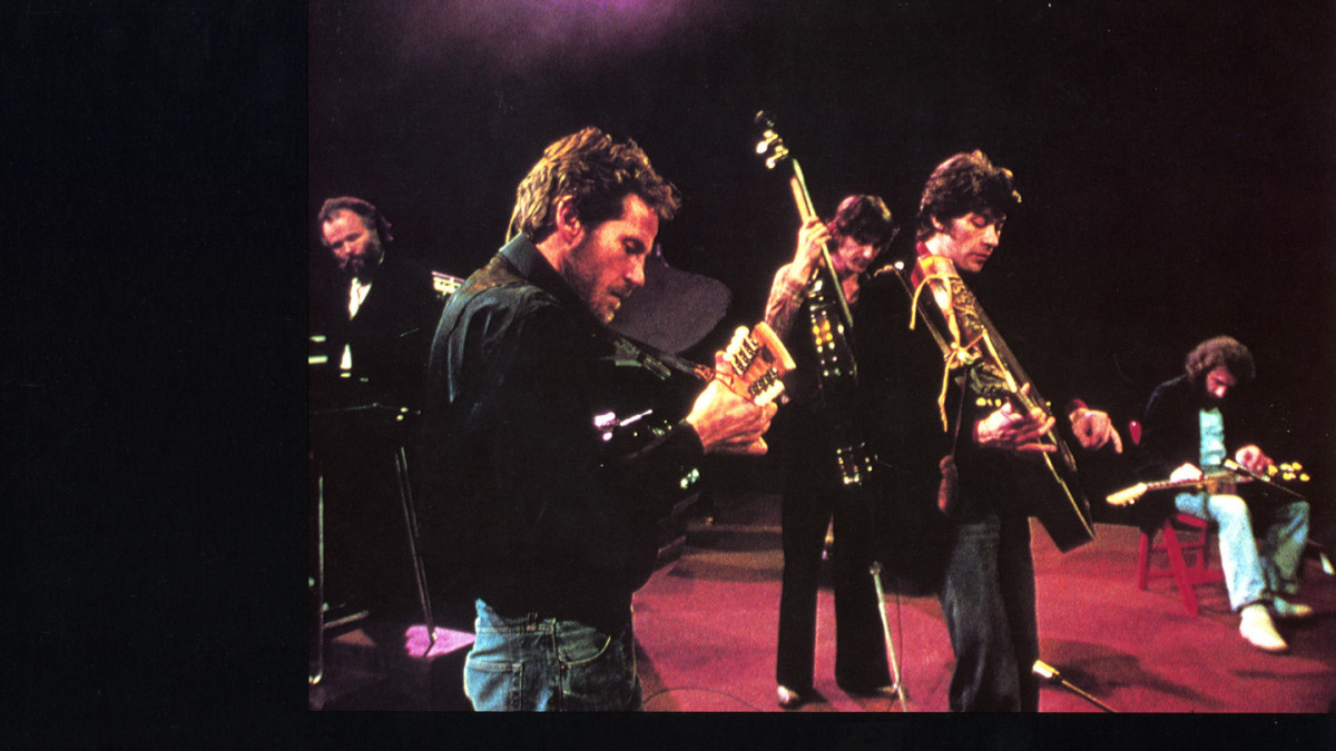 Photo of Music – 1976 – Special – The Last Waltz – The Band + Bob Dylan + Eric Clapton + Muddy Waters + Et Al