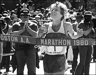 Photo of Distance Running – 1978 – Special – The Boston Marathon Highlights – Host Bill Rodgers