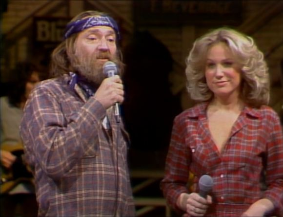 Photo of Music – 1980 – Willie Nelson + Mary Kay Place – Something To Brag About In You