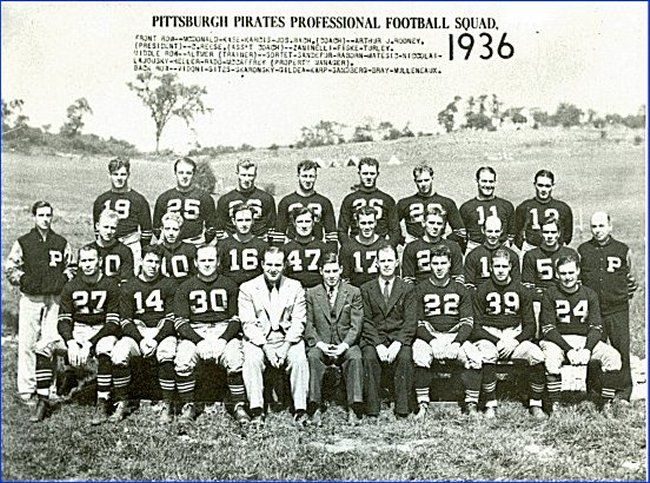 Photo of NFL – 1933 To 1970 – Special – The Black And Blue Steelers Defense – Like Cavemen In Cleats
