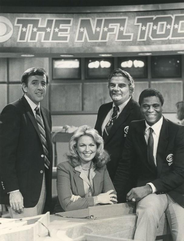 Photo of NFL – 1983 – CBS NFL Today – NFC Divisional Playoffs Pregame – Bucs Vs Cowboys + Vikings Vs Falcons